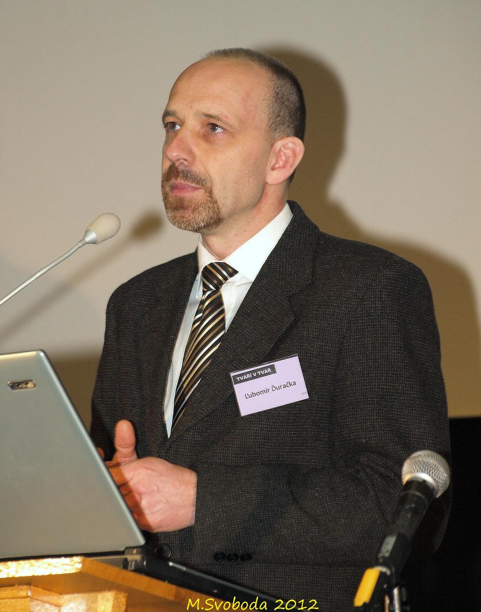 Ľubomír Ďuračka